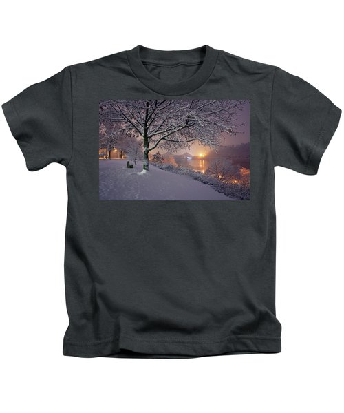 River Road  Kids T-Shirt