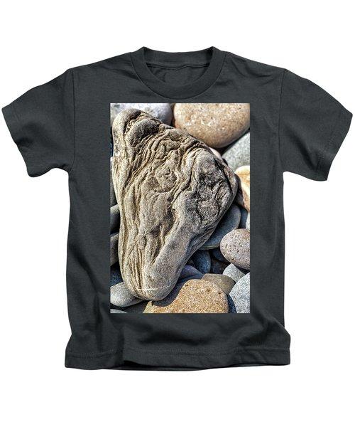 Rivered Stone Kids T-Shirt
