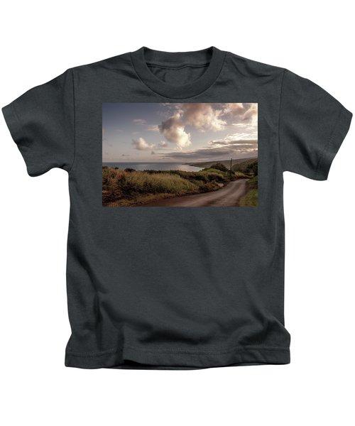 Road Less Traveled Kids T-Shirt