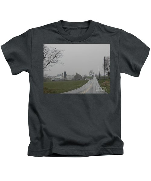 Road To Paradise Kids T-Shirt