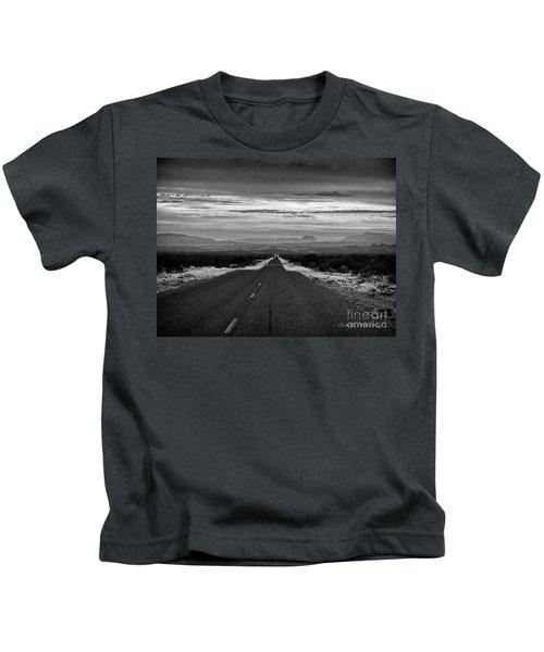 Road To Rio Grand Village Kids T-Shirt