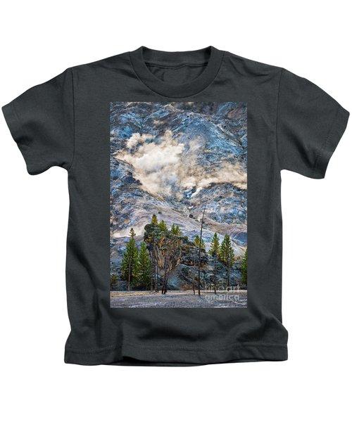 Roaring Mountain Kids T-Shirt