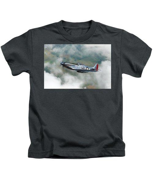 Robin Olds Scat Vi Kids T-Shirt