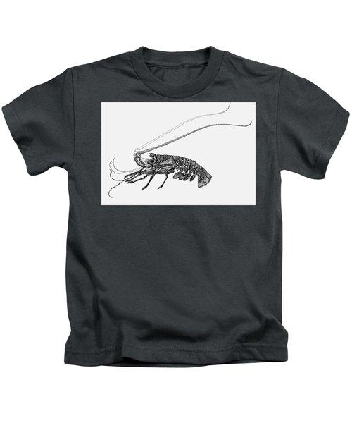 Rock Lobster Kids T-Shirt