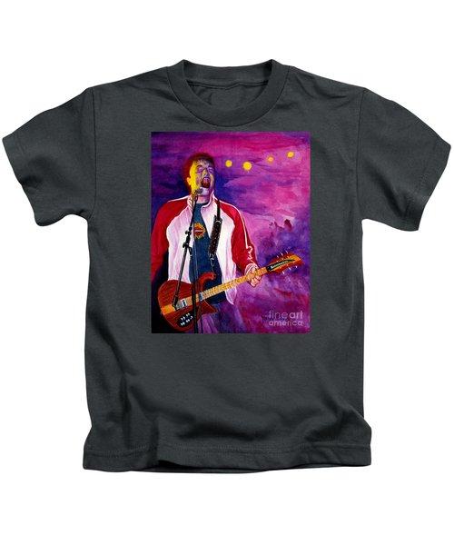 Rock On Tom Kids T-Shirt