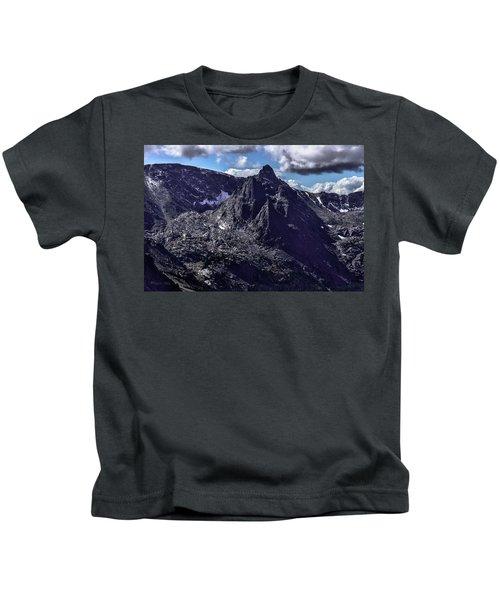 Rocky Mountain National Park Colorado Kids T-Shirt