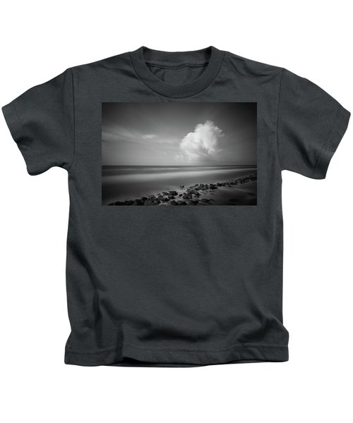 Rocky Shoreline Kids T-Shirt