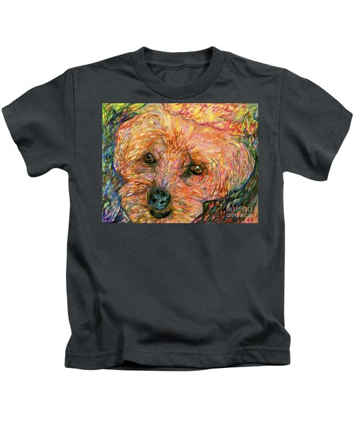 Rocky The Dog Kids T-Shirt