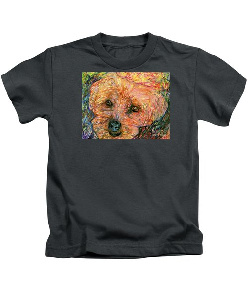 Rocky The Dog Kids T-Shirt