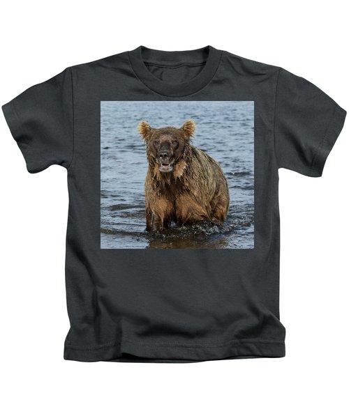 Rogue Bear  Kids T-Shirt