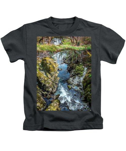 Roman Bridge Kids T-Shirt
