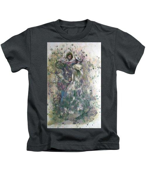 Romeo And Juliet. Monotype Kids T-Shirt