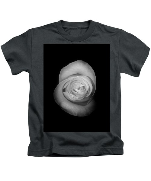 Rose From The Shadows Kids T-Shirt