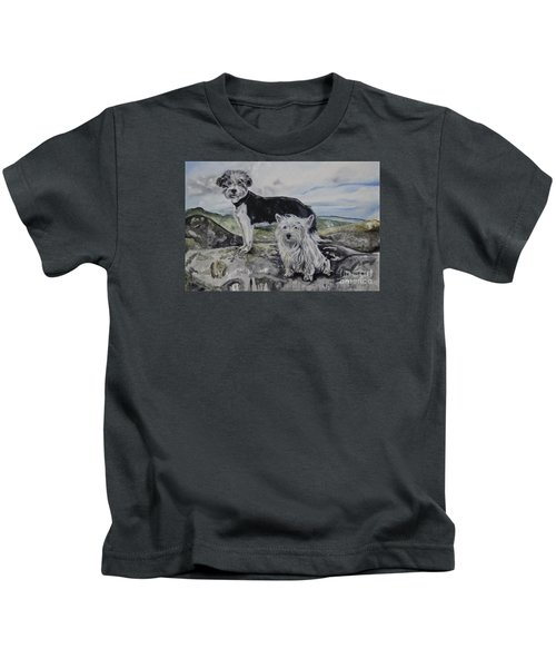 Roxie And Skye Kids T-Shirt