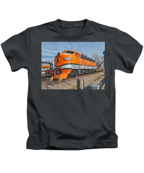 Royal Gorge Route 402 Kids T-Shirt