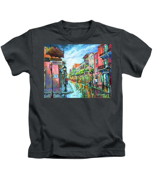 Royal Lights Kids T-Shirt