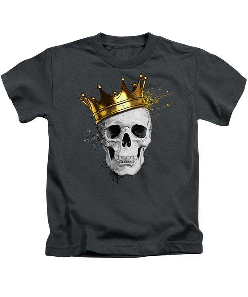 Royal Skull Kids T-Shirt