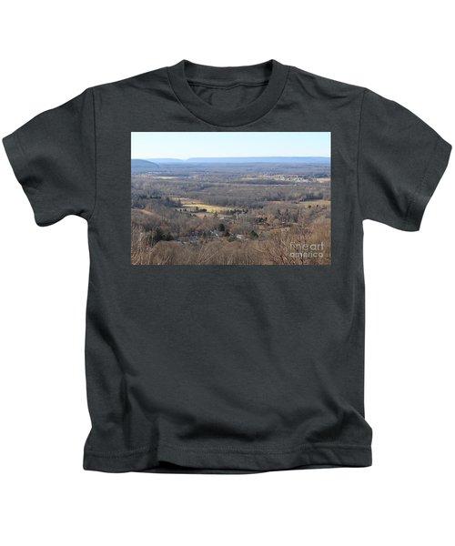 Rt 80 Scenic Ovelook Allamuchy 1 Kids T-Shirt