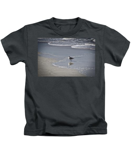Ruffled Feathers Kids T-Shirt
