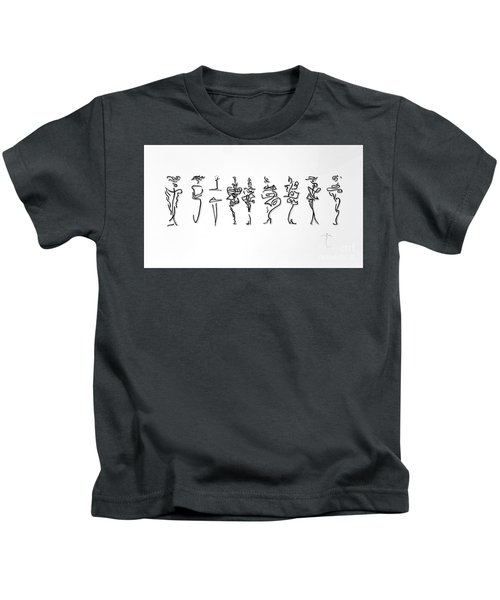 Runway Rl Kids T-Shirt