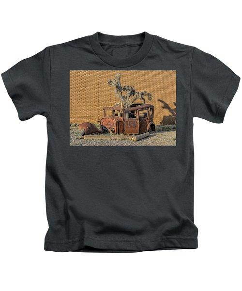 Rusty In The Desert Kids T-Shirt