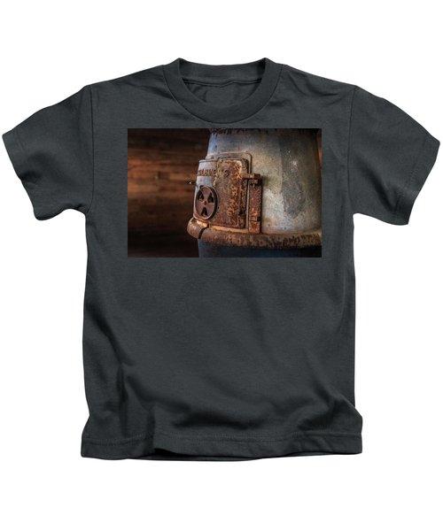 Rusty Stove Kids T-Shirt