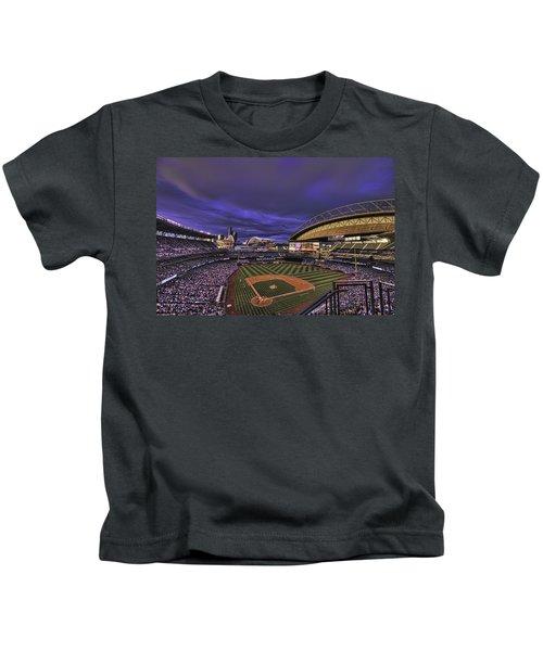 Safeco Field Kids T-Shirt
