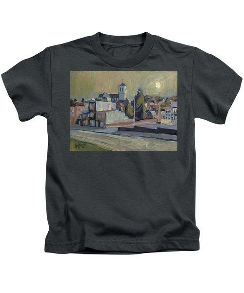 Saint Martin Basilique Liege Kids T-Shirt
