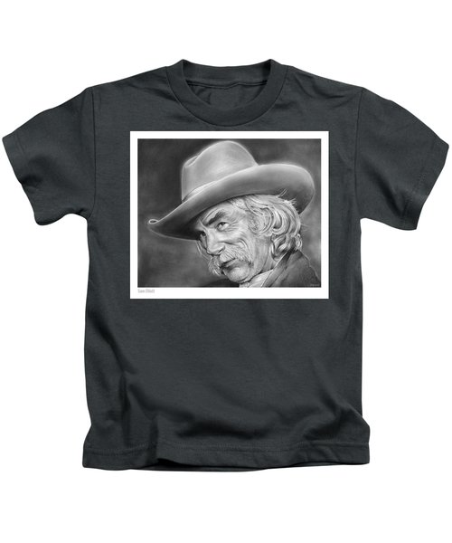 Sam Elliott Kids T-Shirt