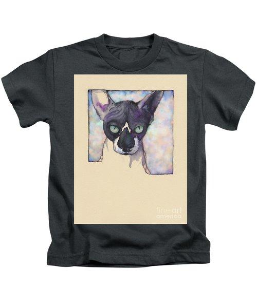 Sam The Sphynx Kids T-Shirt