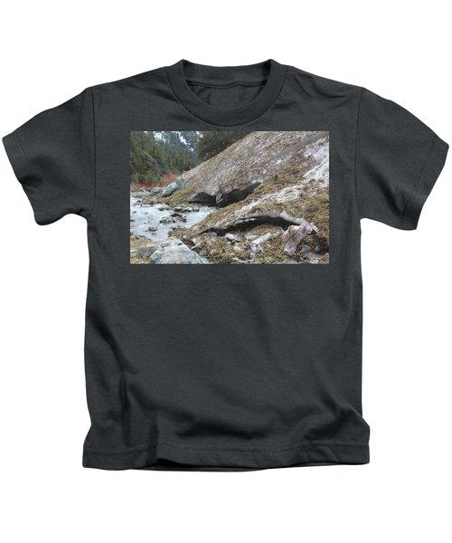 San Antonio Glacier Kids T-Shirt