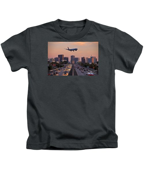 San Diego Rush Hour  Kids T-Shirt