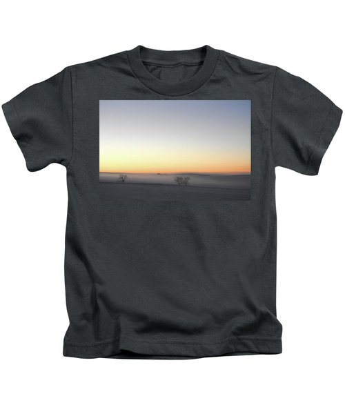 Sand Painting 2 Kids T-Shirt