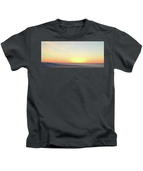 Sand Painting 3 Kids T-Shirt