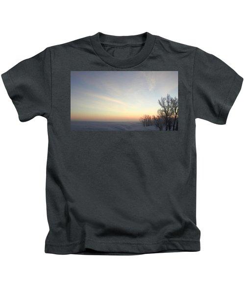 Sand Painting 5 Kids T-Shirt