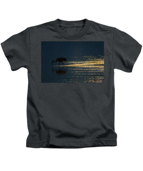 Light Trails Kids T-Shirt