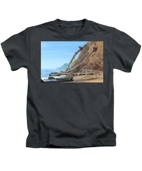 Santa Barbara Coast Kids T-Shirt