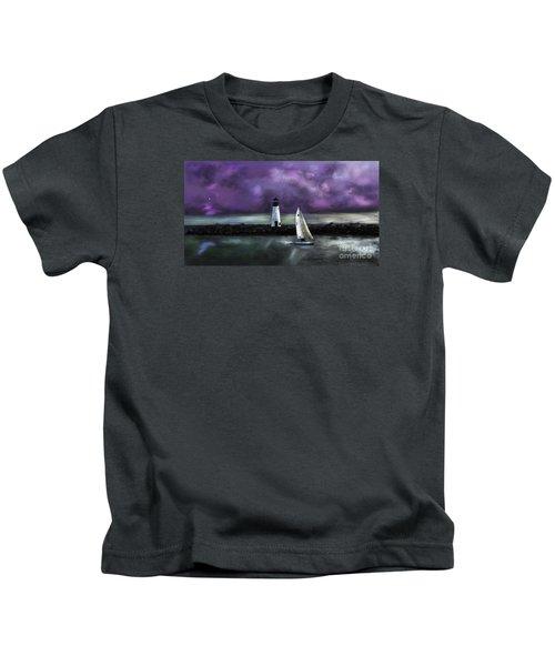 Santa Cruzin Kids T-Shirt