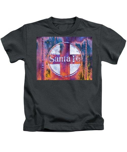 Santa Fe Rr Kids T-Shirt