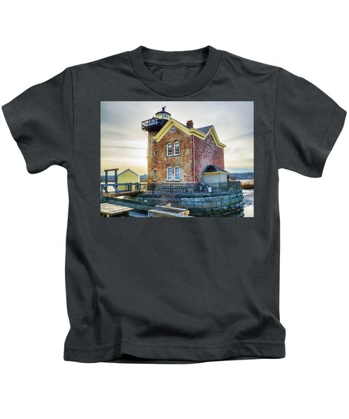 Saugerties Lighthouse Kids T-Shirt