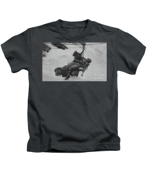 Saved, 1889 Kids T-Shirt