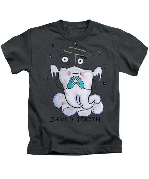 Saved Tooth T-shirt Kids T-Shirt