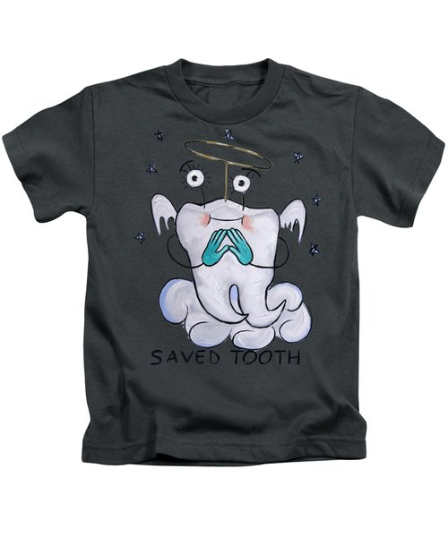 Saved Tooth T-shirt Kids T-Shirt