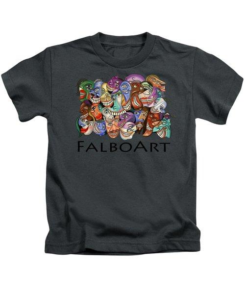Say Cheese T-shirt Kids T-Shirt