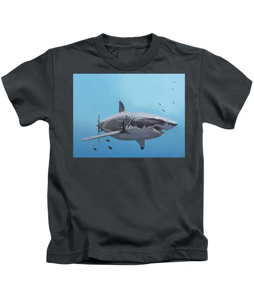 Scarlett Billows Deux Kids T-Shirt