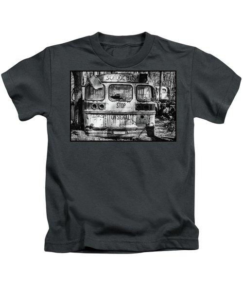 School Bus Kids T-Shirt