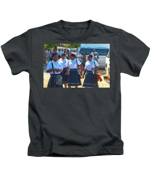 School Girls Kids T-Shirt