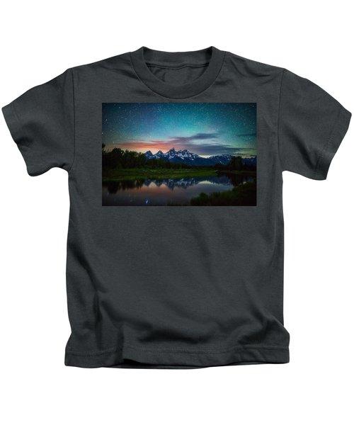 Schwabacher Nights Kids T-Shirt