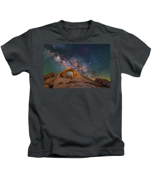 Scorpius And Its Arch Kids T-Shirt