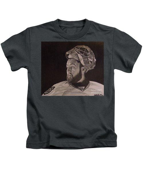 Scott Darling Portrait Kids T-Shirt